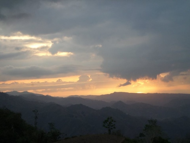 Naupa sunrise